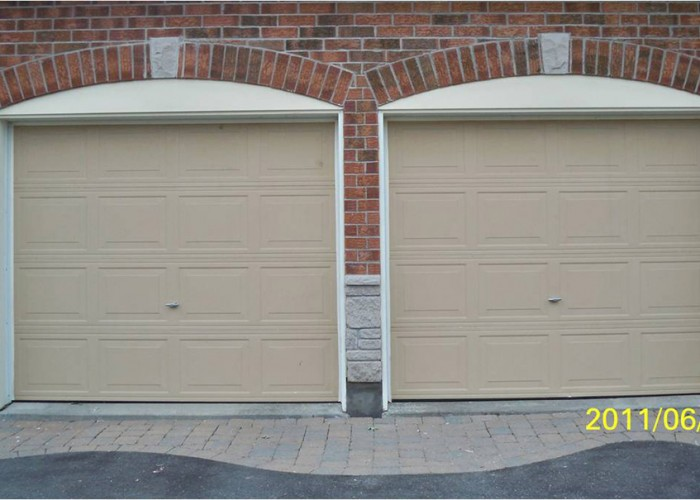 Phoenix renovation orleans garage door refacing for Garage door refacing